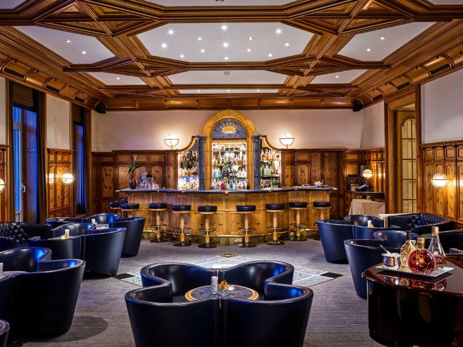 Gran Hotel Kronenhof - Kronenhof Bar & Lounge