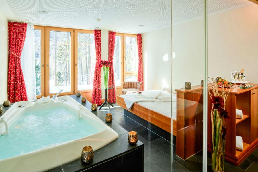 Gran Hotel Kronenhof - Kronenhof Spa