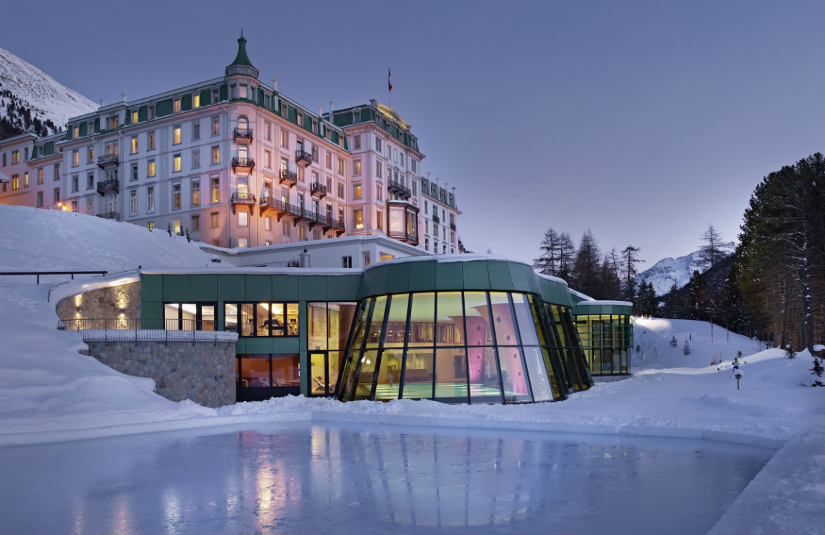Gran Hotel Kronenhof