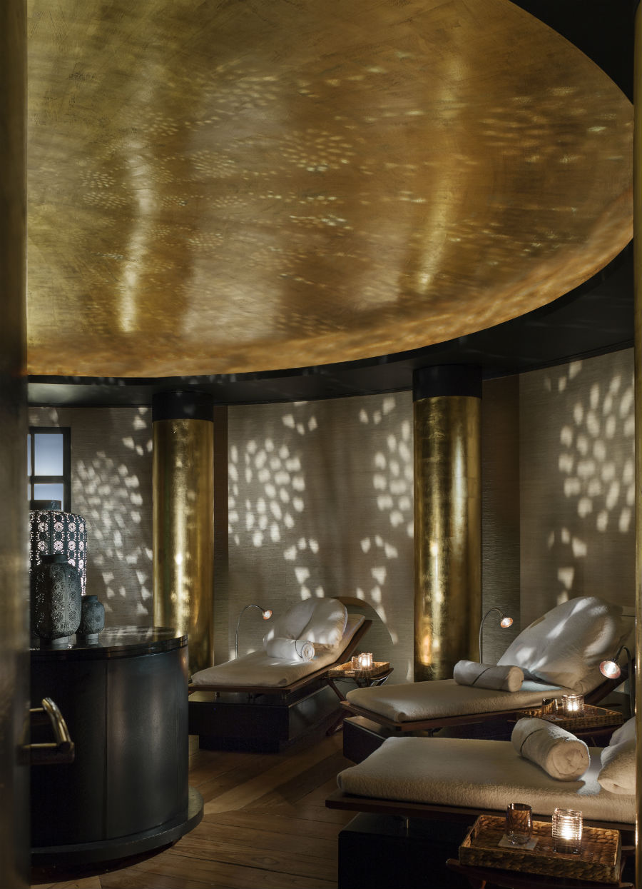 Sense Spa Rosewood London Relaxation Lounge