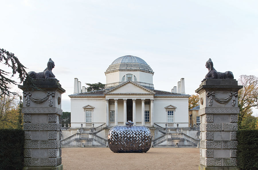 Bottega Venteta: Chiswick House di West London - credits David Churchill