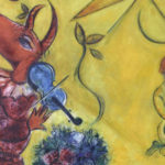 Chagall sogno di una notte d'estate