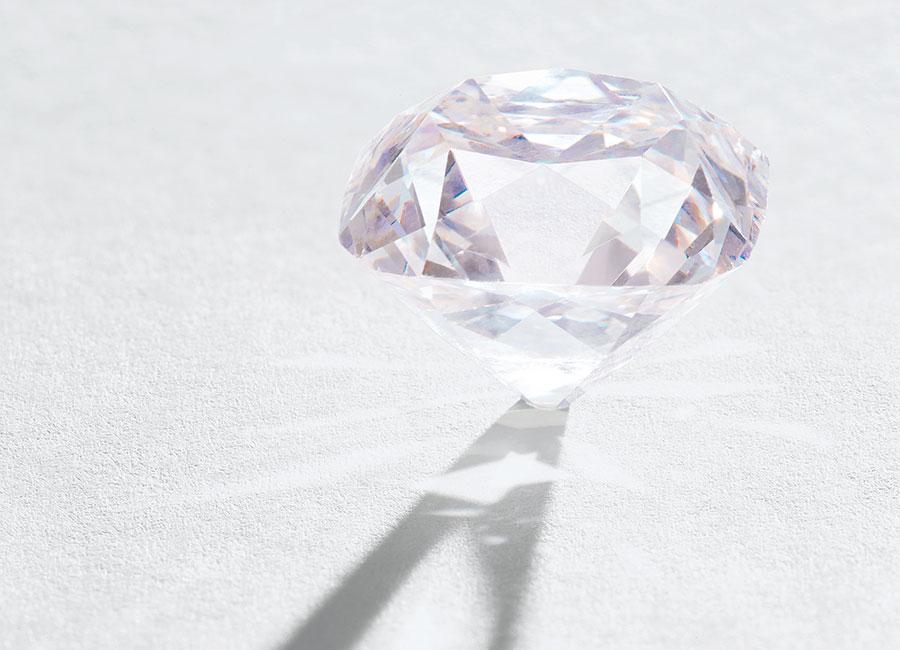"""Diamante smontato - Christie's - Magnificent Jewels - """"Le Grand Mazarin"""""""