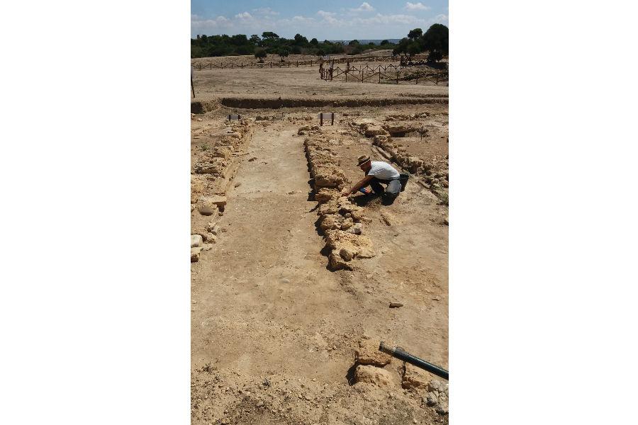Mozia - Scavo archeologico