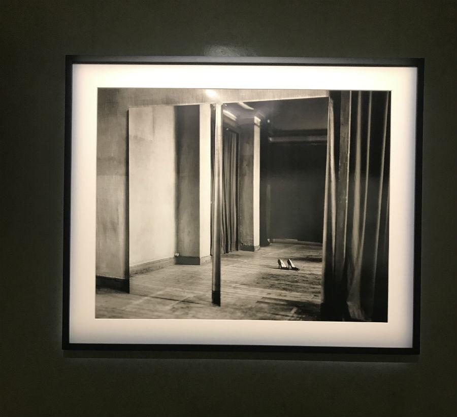 Immagine di un interno © Paolo Roversi