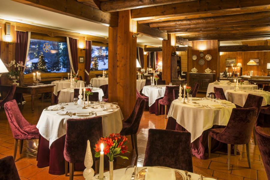 "Hotel Hermitage Restaurant & Beauty - Ristorante ""La Chandelle"""