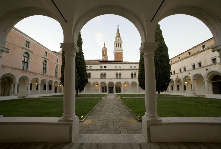 Michelangelo Foundation – Homo Faber Chiostro Dei Buora, Fondazione Giorgio Cini, Venezia, Italia. © Fondazione Giorgio Cini