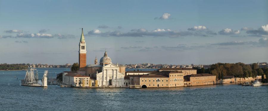 Michelangelo Foundation – Homo Faber Isola di San Giorgio Maggiore sede della Fondazione Giorgio Cini, Venezia, Italia. © Fondazione Giorgio Cini