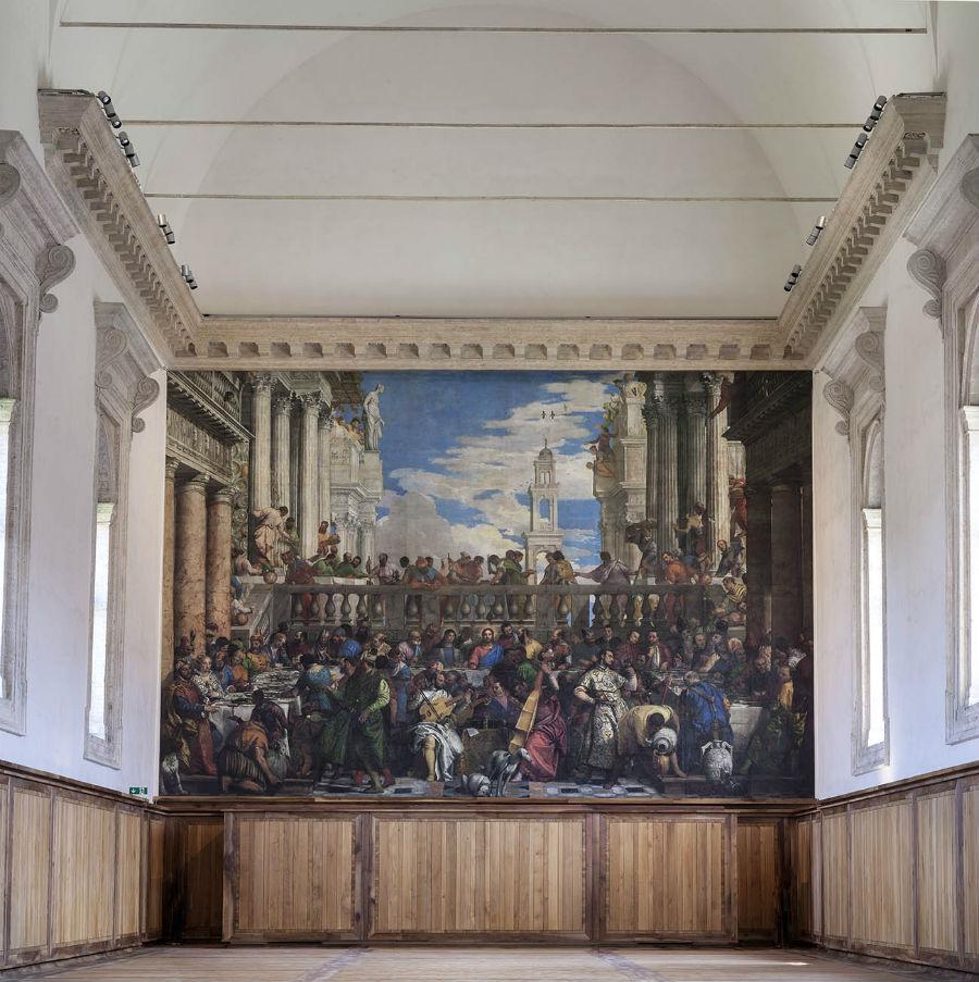 Michelangelo Foundation – Homo Faber Cenacolo Palladiano, Fondazione Giorgio Cini, Venezia, Italia. © Fondazione Giorgio Cini