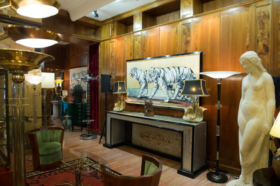 Robertaebasta - Gli interni di una delle sedi di Robertaebasta a Milano