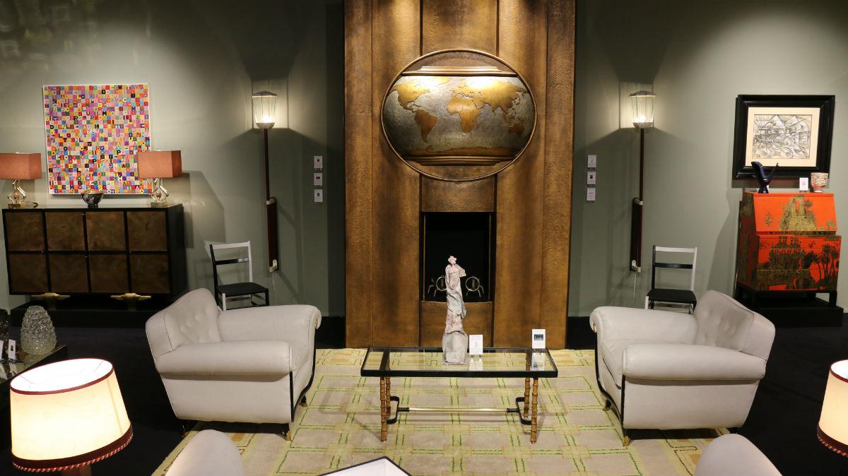 Gli interni di una delle sedi di Robertaebasta a Milano