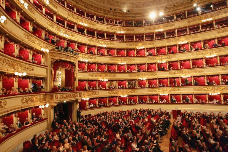 Teatro Scala di Milano: successo a calor bianco per Andrea Chénier