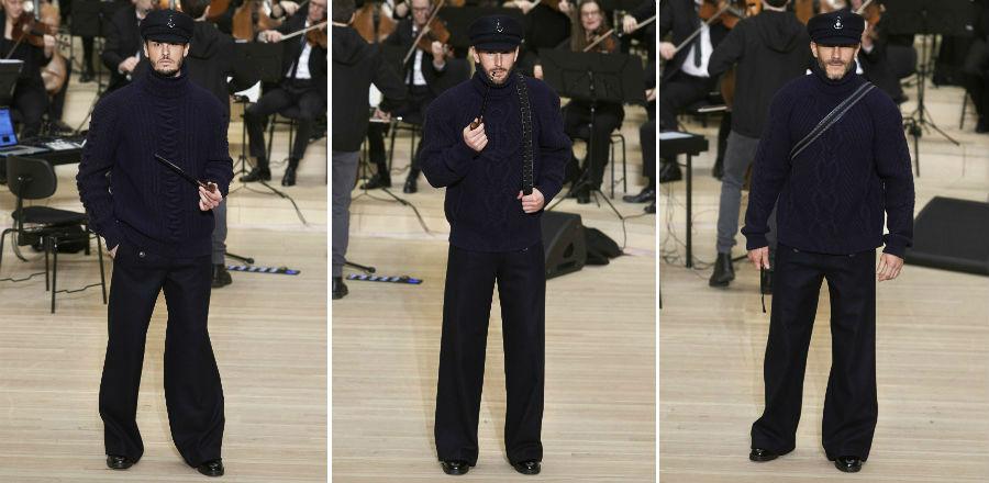 Chanel - Karl Largerfeld - 3 proposte uomo