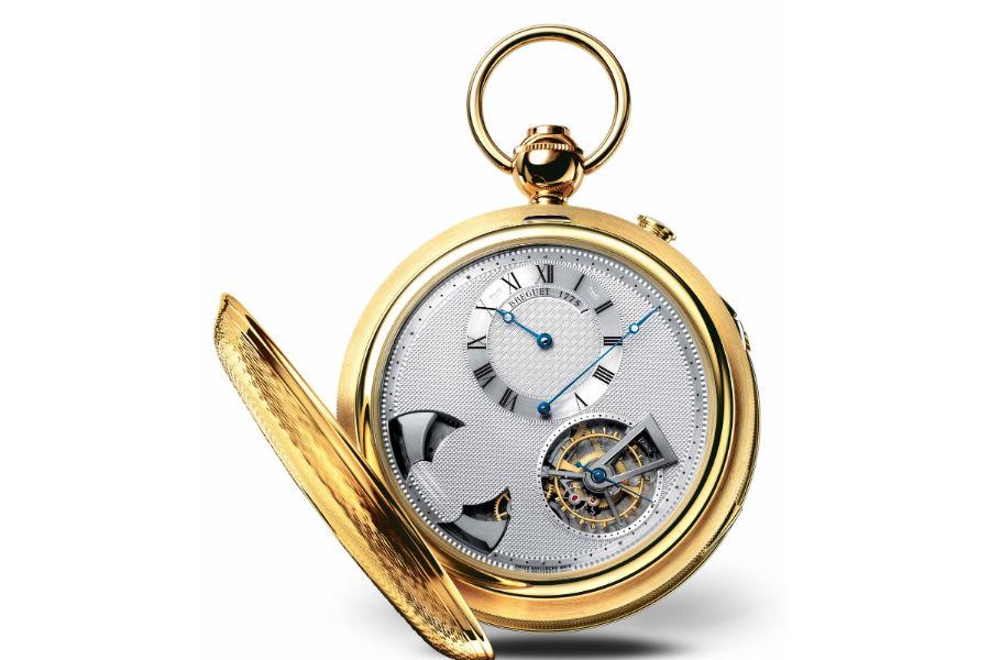 Manifattura Breguet - Orologio da tasca Classique Grande Complication