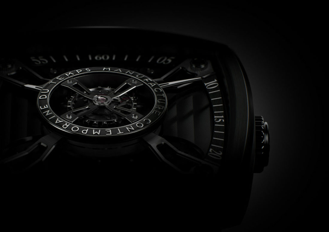 Manufacture Contemporaine du Temps – Frequential One F110