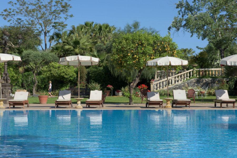 Castello San Marco Charming Hotel & SPA - Calatabiano, Sicilia: piscina esterna