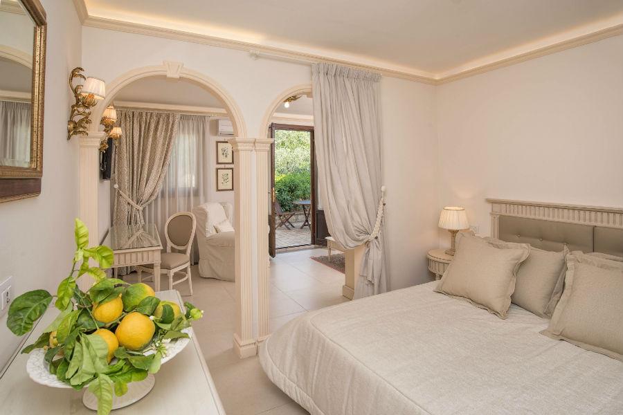 Castello San Marco Charming Hotel & SPA - Calatabiano, Sicilia: junior suite