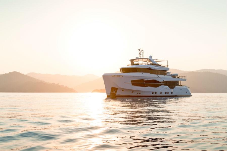 "Numarine 32XP ""Marla"" - Superyacht"