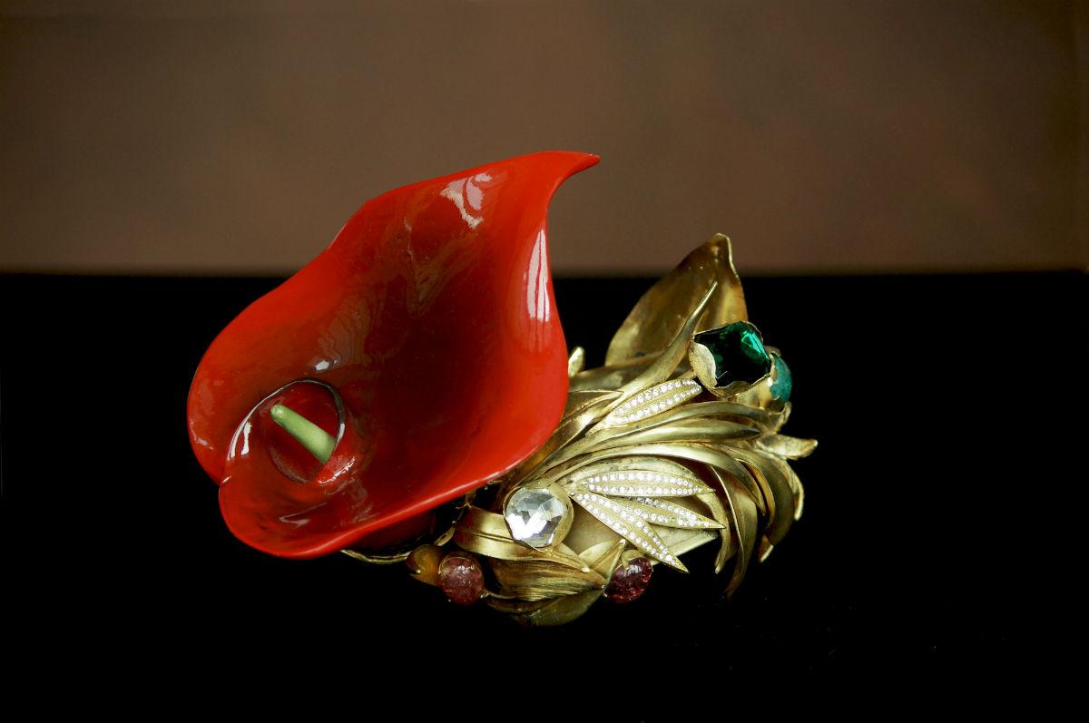 Gioiello in mostra presso Gianfranco Ferré. Sotto un'altra luce: Gioielli e Ornamenti.