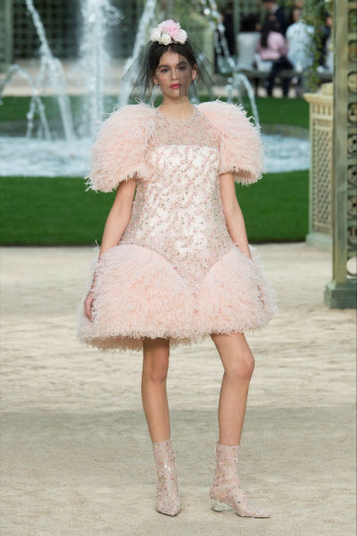 Chanel Haute Couture SS2018