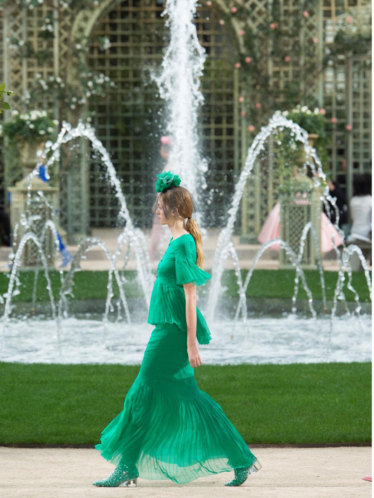 Parigi Haute Couture SS2018