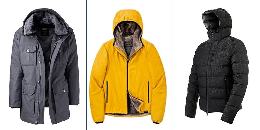 Sportswear - 3 modelli di giaccone dei seguenti brand: Bomboogie – Esemplare - Herno Laminar