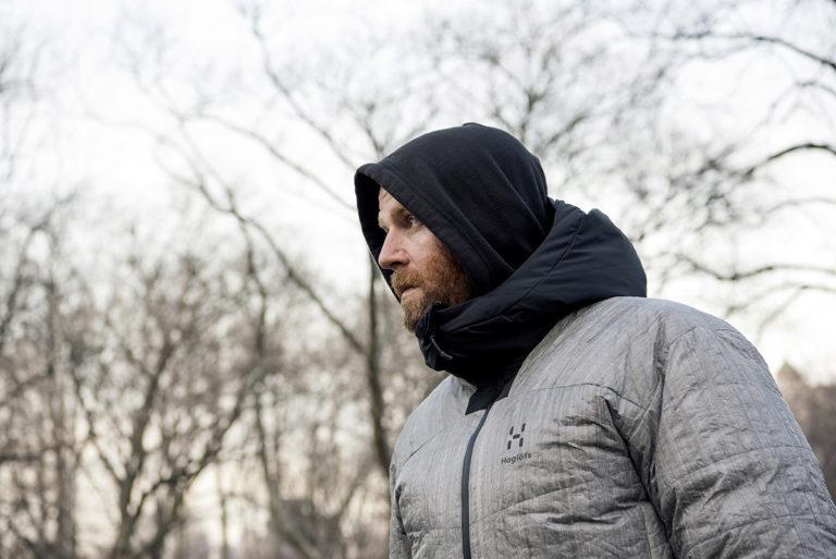 Sportswear - Giaccone di Haglöfs - Credit Peter Sutherland