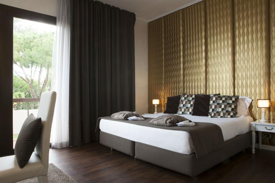 Terme Salus Hotel - Viterbo: Camere dell'hotel