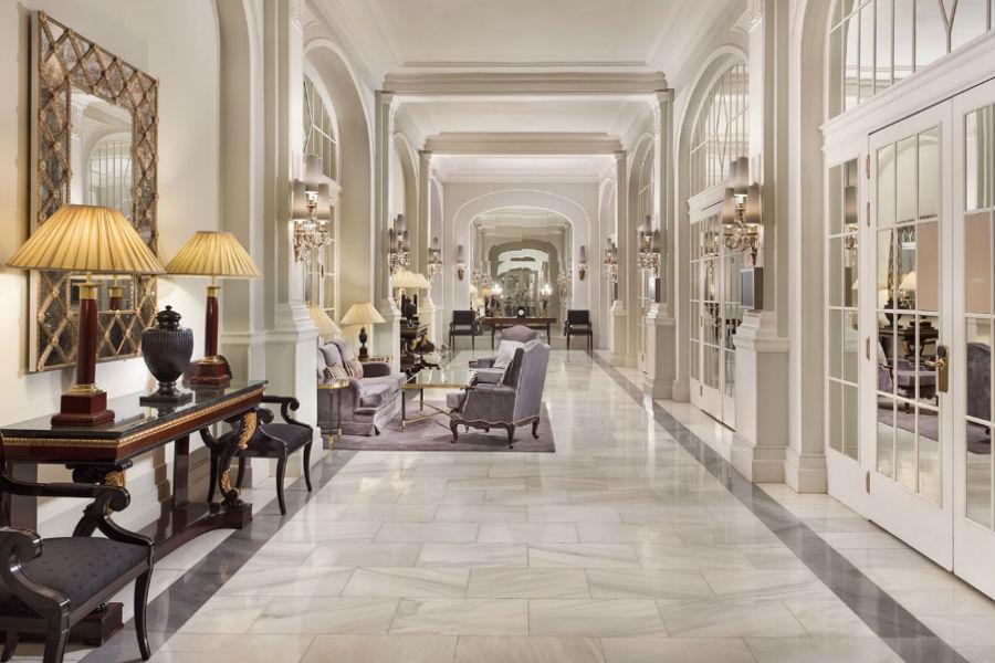 The Westin Palace Hotel, Madrid: aree comuni