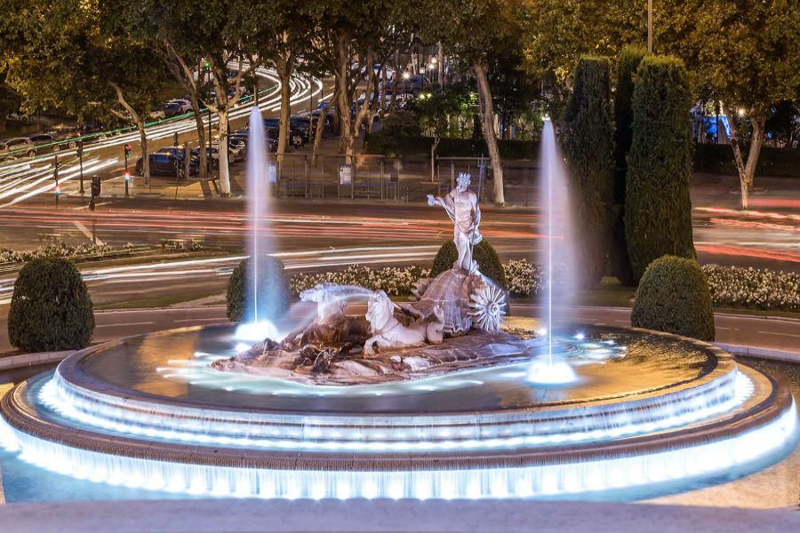 The Westin Palace Hotel, Madrid: Fontana di Nettuno