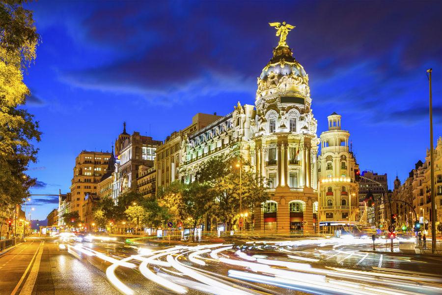 The Westin Palace Hotel, Madrid: Edificio Metrópolis