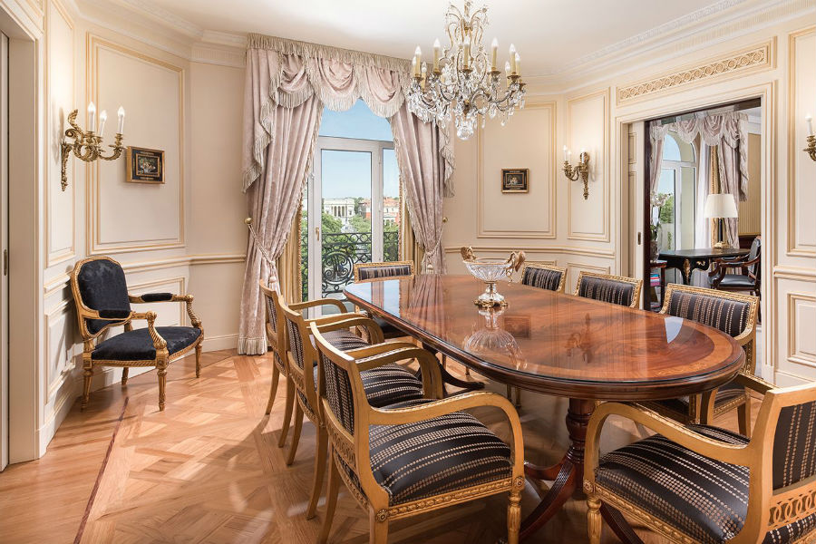 The Westin Palace Hotel, Madrid: Royal Suite