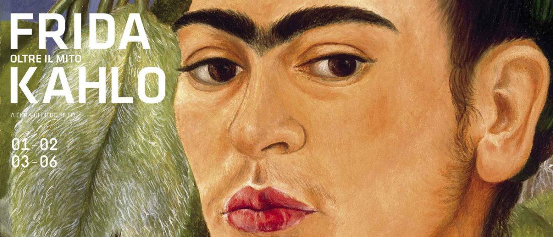 Frida Kahlo. Oltre il mito - MUDEC, Milano: locandina