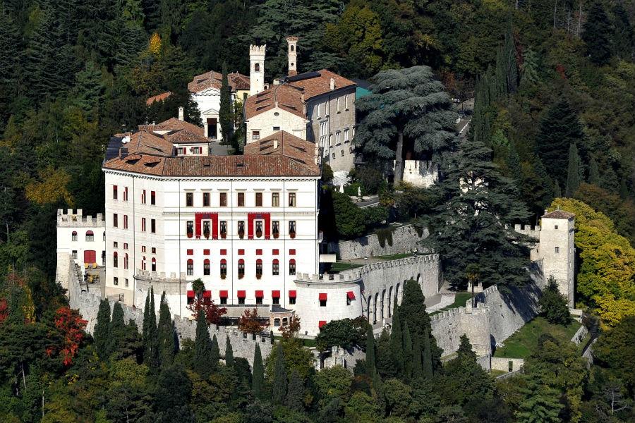 CastelBrando - luxury hotel in dimora storica nel Veneto: panorama