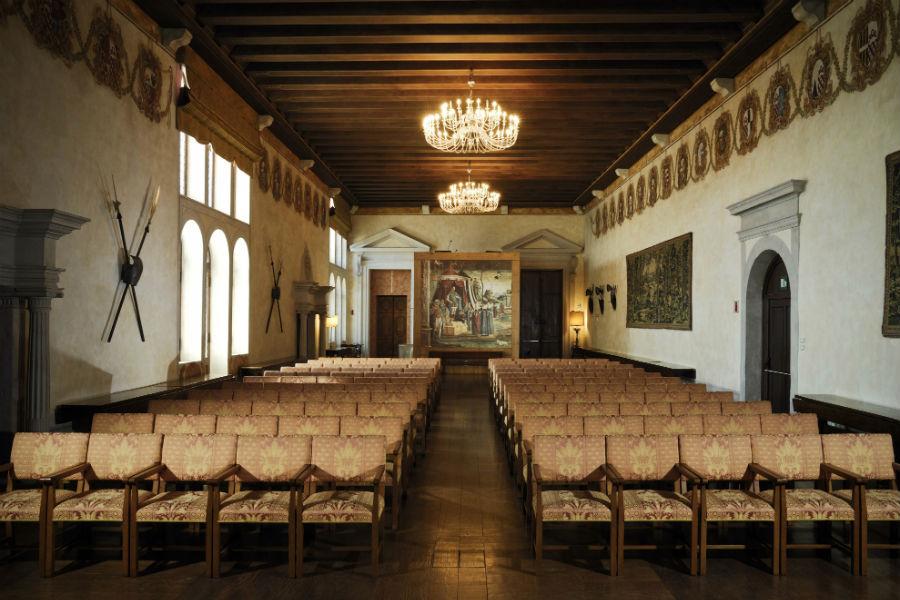 CastelBrando - luxury hotel in dimora storica nel Veneto: teatro sansovino