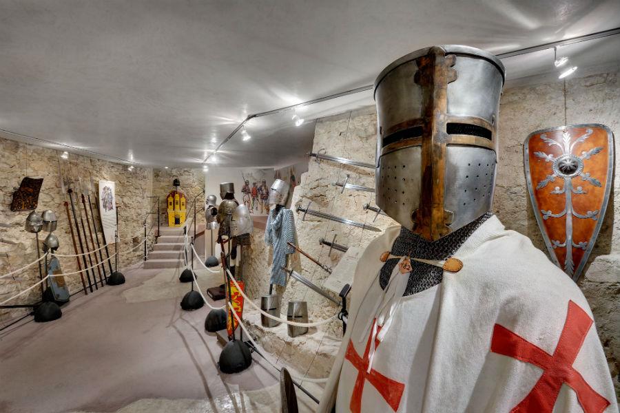 CastelBrando - luxury hotel in dimora storica nel Veneto: sala delle armi