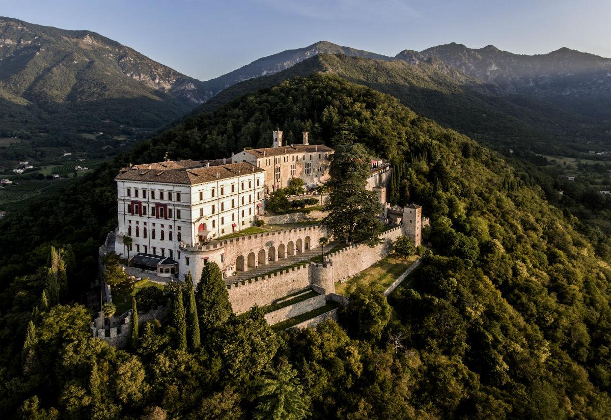 CastelBrando - luxury hotel in dimora storica: panoramica