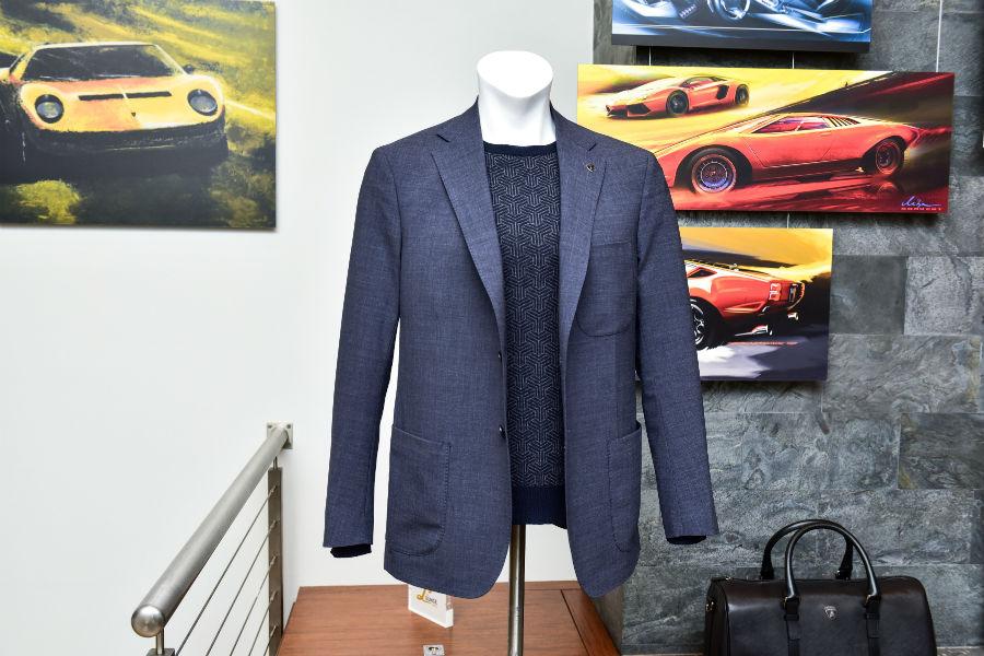 Lamborghini Huracàn Super Trofeo EVO - giacca da uomo