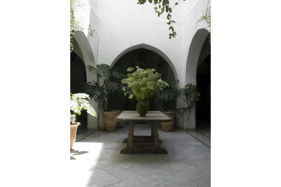 L'Hotel Nord-Pinus Tanger: ingresso hotel
