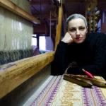 Marta Cucchia – Atelier Giuditta Brozzetti. Una donna, i suoi telai, un monastero duecentesco nel cuore di Perugia