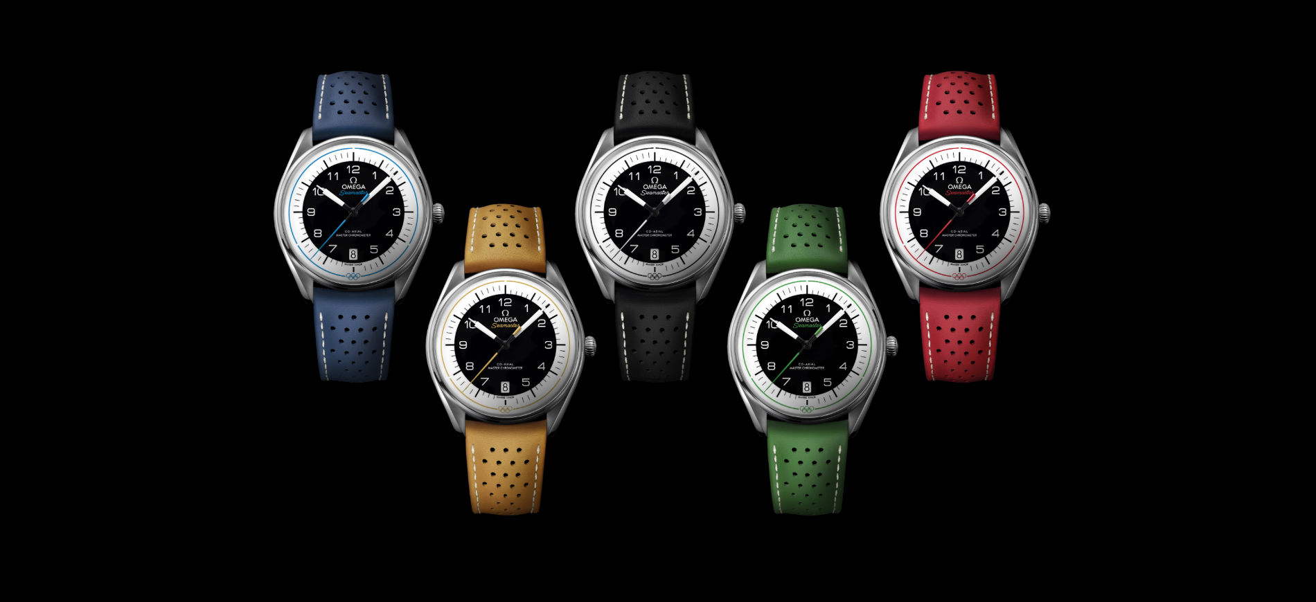 Collezione Seamaster Olympic Games - Omega