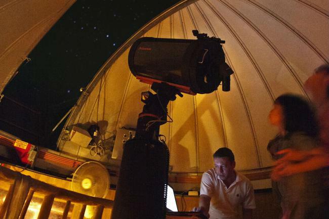 Soneva Kiri - luxury resort in Thailandia: osservatorio astronomico
