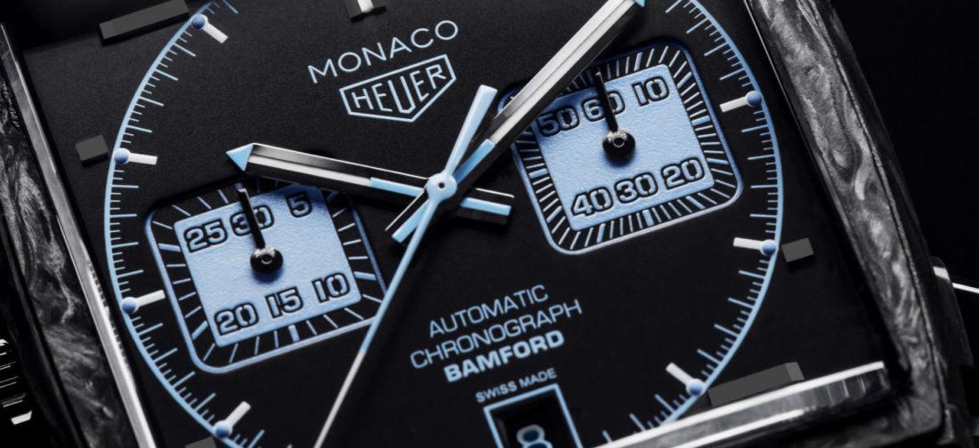 TAG Heuer Monaco Bamford