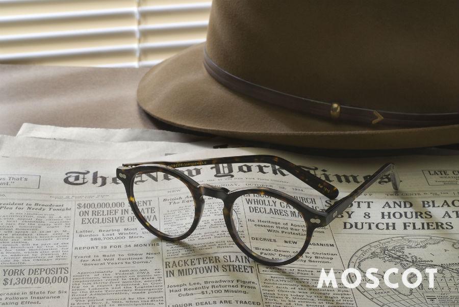 Intervista a Harvey Moscot: un modello di occhiali del brand