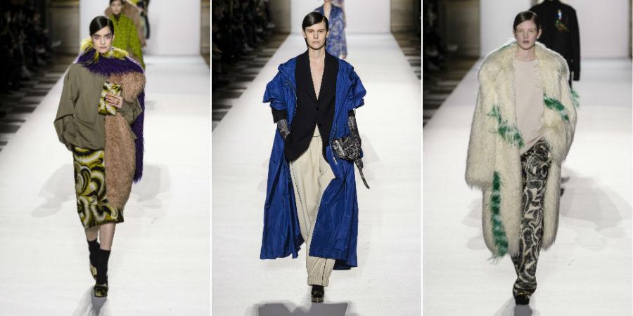 Lusso da First Lady: 3 modelli di Dries Van Noten