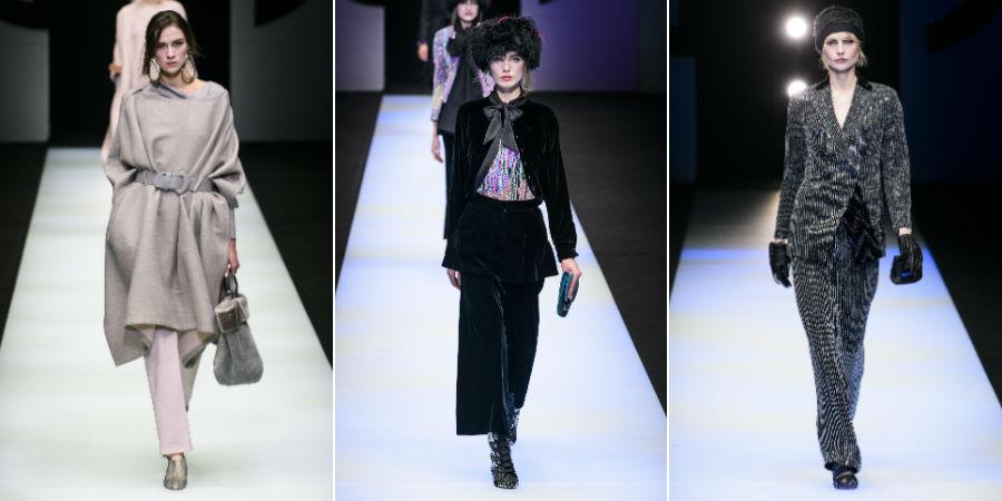 Lusso da First Lady: 3 modelli di Giorgio Armani