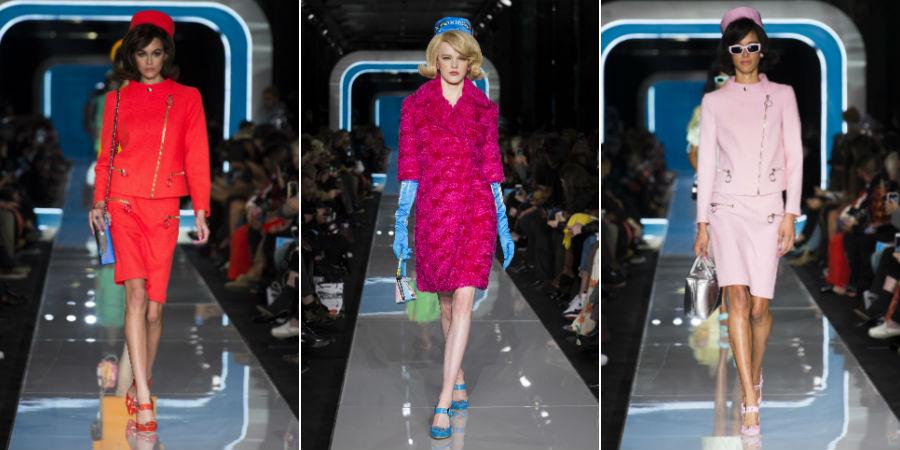 Lusso da First Lady: 3 modelli di Moschino