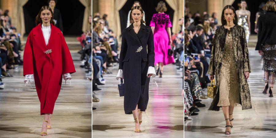 Lusso da First Lady: 3 modelli di Oscar De La Renta