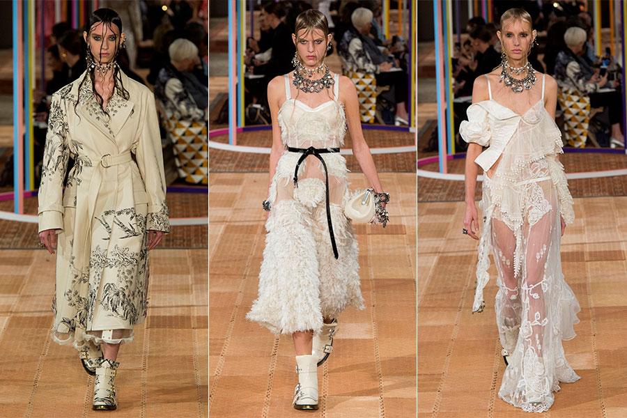 Primavera Estate 2018: 3 modelli di Alexander McQueen