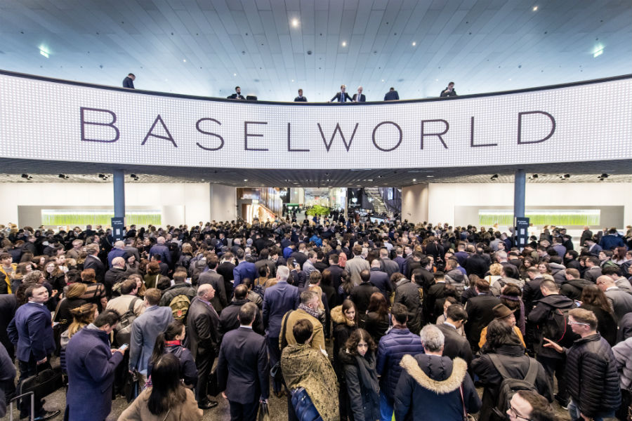Baselworld 2018: apertura fiera